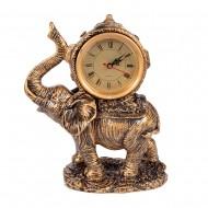 Часы статуэтка Слон  27х20 см