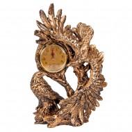 Часы статуэтка Птицы на ветке 31х18 см