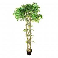 Искусственное дерево Фикус в горшке 180 см