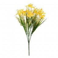 Букет из искусственных цветов 37 см