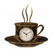 Часы настенные Чашка 37х33 см