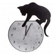Часы настенные Кошка 43х36 см