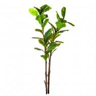Искусственное дерево Фикус Лира 180 см