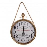 Часы подвесные круглые 49х6х74 см