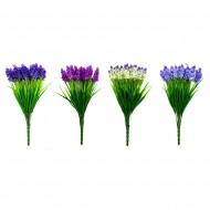 Цветы искуственные Лаванда 42 см