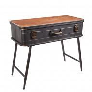Столик на ножках в форме чемодана  80х37х67 см