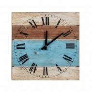 Часы настенные квадратные  40х40 см