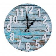 Часы настенные круглые 34х34 см