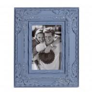 Рамка для фотографий  голубая 20х24,5 см