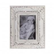 Рамка для фотографий  белая 20х24,5 см