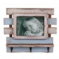 Рамка для фотографий с вешалкой 33х5х28 см