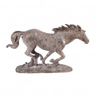 Статуэтка Лошадь 34х7х23 см