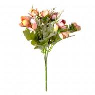 Букет искусственных цветов 24 см