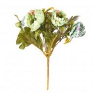 Букет искусственных цветов Розы 28 см