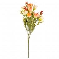Букет искусственных цветов 31 см