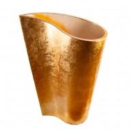Ваза напольная золото 81х54х111 см