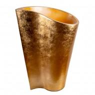 Ваза напольная золото 68х40,5х91 см