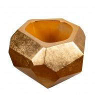 Ваза напольная золото 60х60х40 см