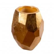 Ваза напольная золото 46х46х61 см