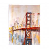 Панно настенное Манхэттенский мост 90х120 см