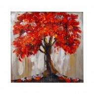 Панно настенное Дерево 80х80 см