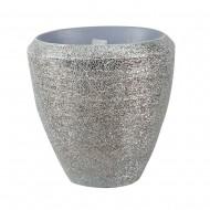Ваза напольная Зеркальная мозаика 57х39х60 см