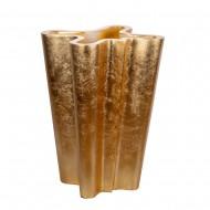 Ваза напольная золото 39х45х71 см
