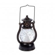 Новогоднее украшение Лампа 12 см (свет)