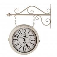 Часы на кронштейне металлические 54,5х17х55 см