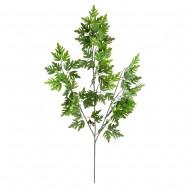 Искусственная ветка с листьями 68 см