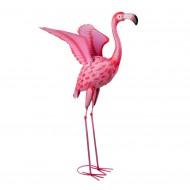Интерьерное украшение Фламинго 95х35 см