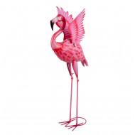 Интерьерное украшение Фламинго 85х30 см