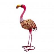 Интерьерное украшение Фламинго 55х18 см