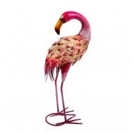 Интерьерное украшение Фламинго 48х20 см