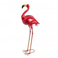 Интерьерное украшение Фламинго 84х33 см