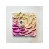 Панно настенное  Цветы 40х40 см