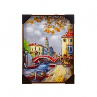 Панно настенное Венеция 52х72 см