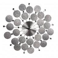 Часы настенные металлические 50х50 см
