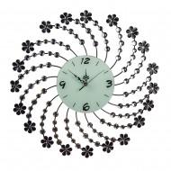Часы настенные металлические 60х60 см