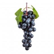 Искусственный черный Виноград 23 см