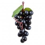 Искусственный черный Виноград 15 см