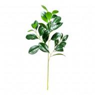Искусственная Ветка с листьями 70 см