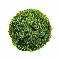 Искусственная зелень в форме шара 33 см