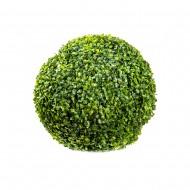 Искусственная зелень в форме шара  38 см