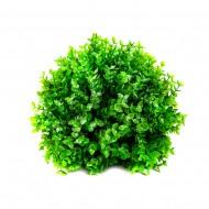 Искусственная зелень в форме шара 10 см