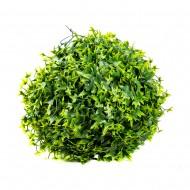 Искусственная зелень в форме шара 20 см