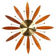 Часы настенные Цветок 75х75 см