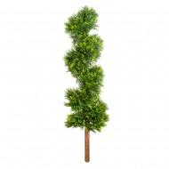 Искусственное дерево Кипарис (спиралевидный) 1,7 м