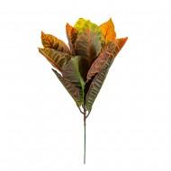 Цветы искусственные Листья 30 см