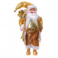Новогоднее украшение Дед Мороз 46 см